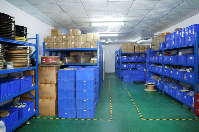 Warehouse of Shenzhen Reunion Electronics Co., Ltd.